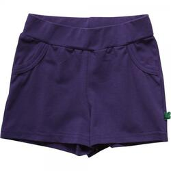 Shorts til pige, old purple