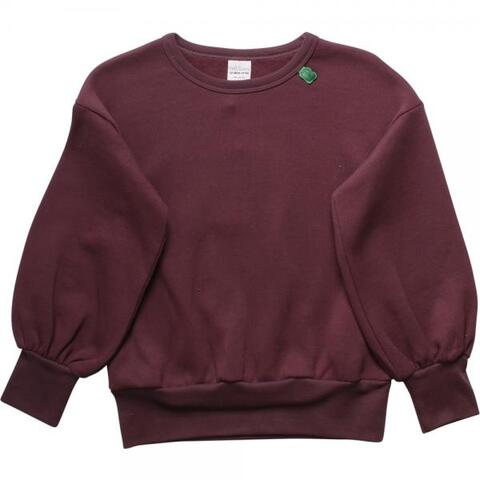 Sweat shirt, blommefarvet