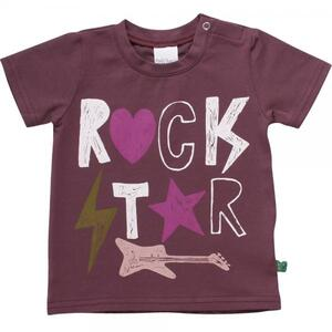 Star rock t-shirt, baby
