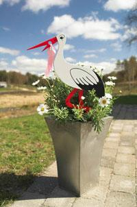 Barselsstork Kids by Friis, 90 cm